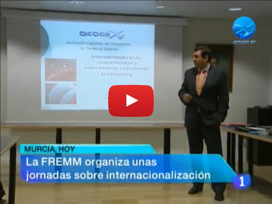 JORNADAS DE INTERNACIONALIZACION FREMM Miguel-Angel-Martin-Martin Acocex Infebex