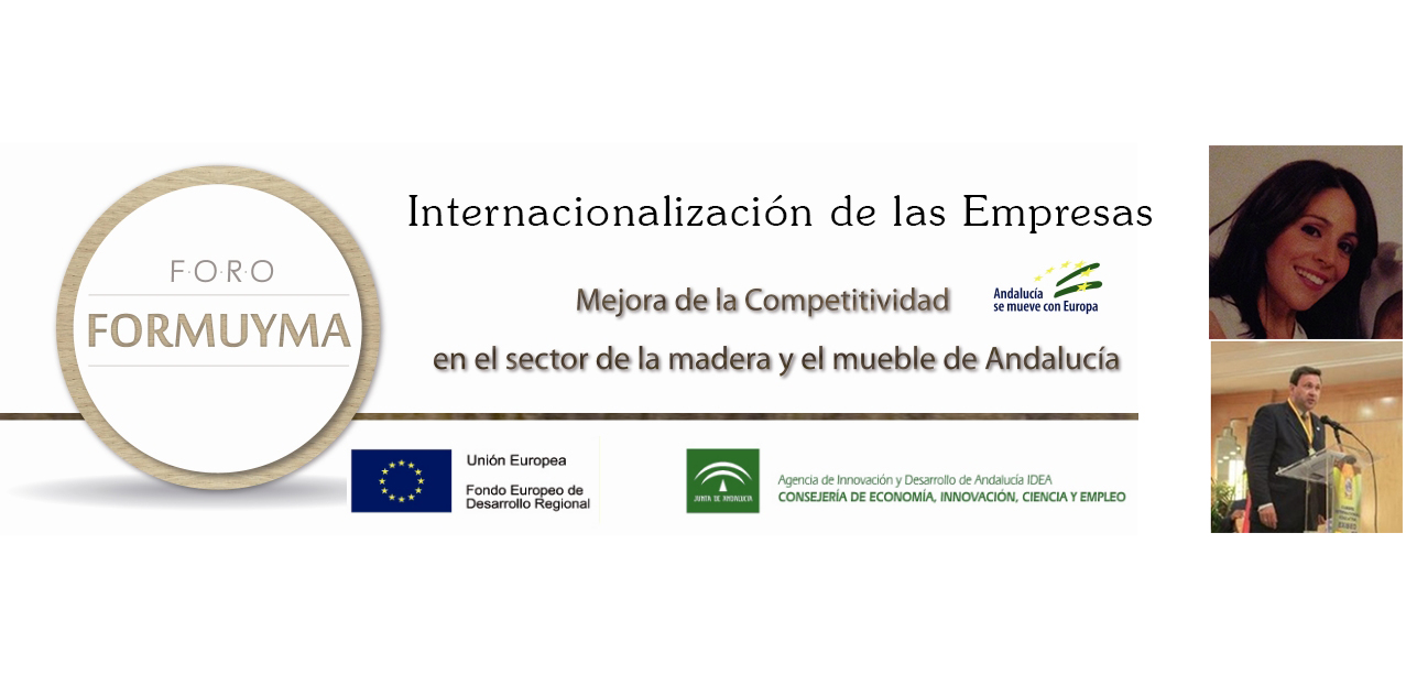 Internacionalizacion de las Empresas - Foro FORMUYMA - Lola Montilla - IAT - Miguel Angel Martin Martin